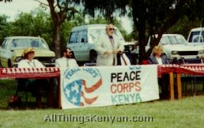 Slide Show Of My Peace Corps Service in Kenya