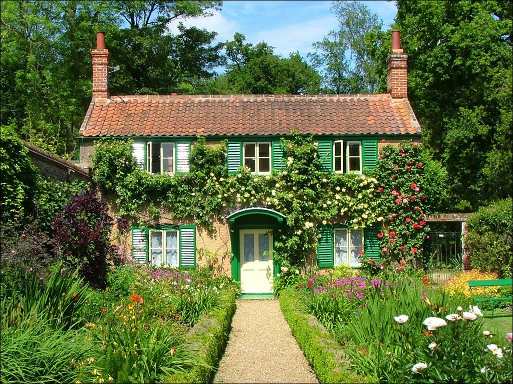 Englische Cottages English Country Cottage On Pinterest English Cottages