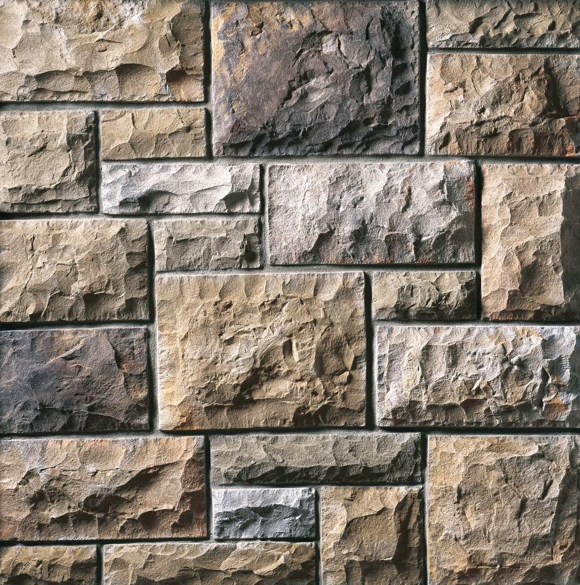 Texture Plus Faux Stone Panels Rockface From Cultured Stone Canadian Stone Industries