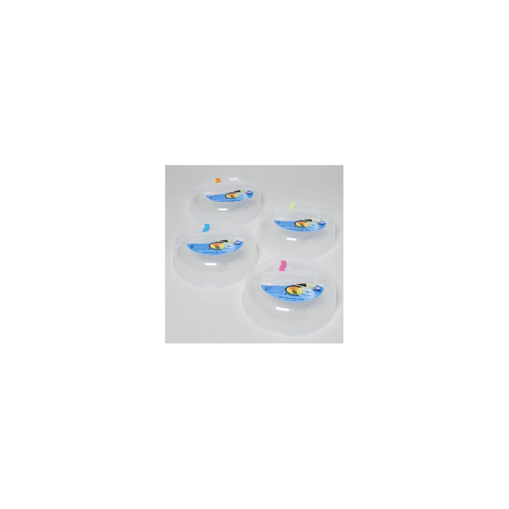 Microwave Plate 96 Units Of Microwave Plate Cover Clear With Vent In Pdq Microwave Items