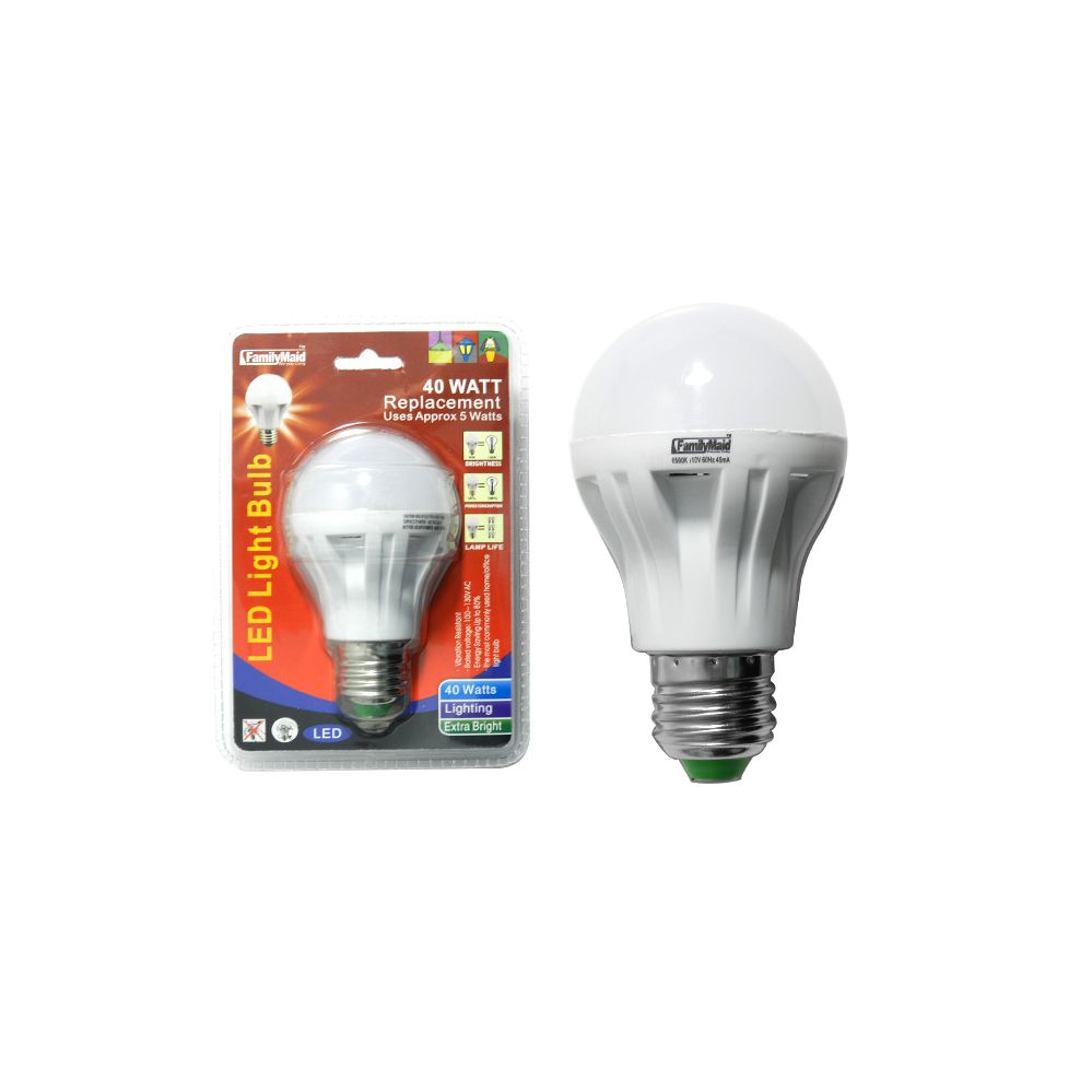 40 Watt Led 96 Units Of 5 Watt Led Lightbulb 40 Watt Replacement Lightbulbs