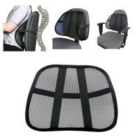 Cool Vent Cushion Mesh Back Lumbar Support New Car Office ...