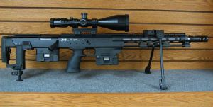Top 10 Most Dangerous Guns in the World : DSR Precision DSR 50 Sniper-Rifle