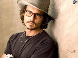 Johnny Depp-2nd most popular Hollywood actor