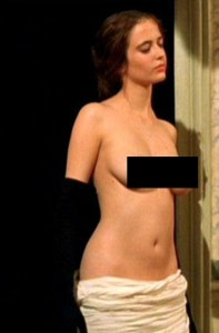 Eva Green Nude in 'Dreamers'
