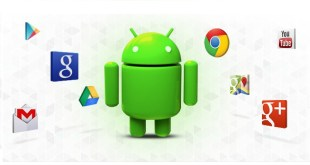 Top 10 Android apps featured