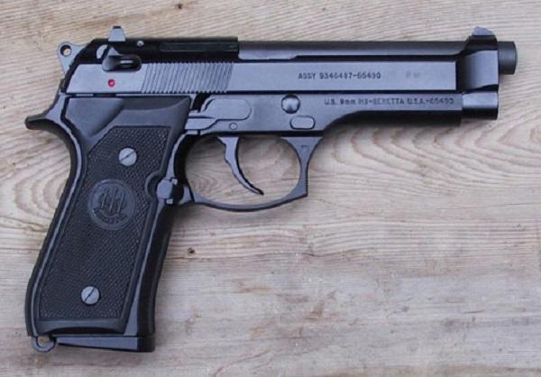The Beretta -92FS