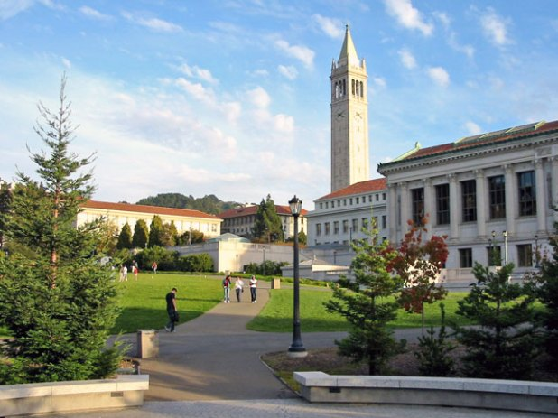 Top 10 universities in the world: University of California