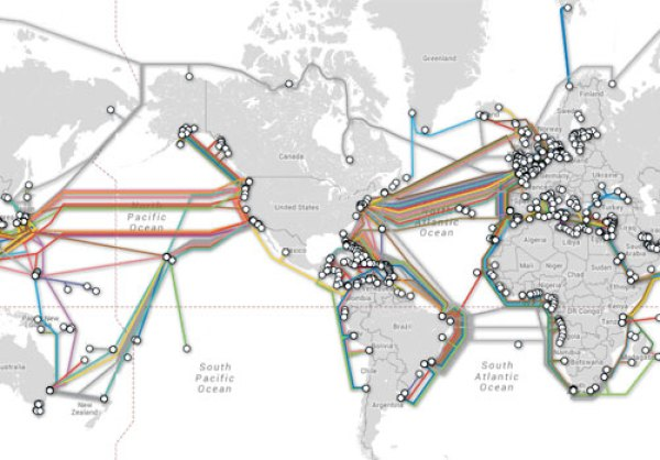 NSA's Undersea Cable Tapping Strategy