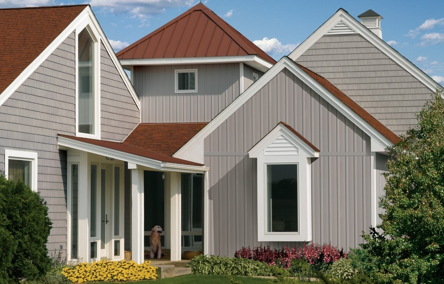Horizontal Board And Batten Siding Vertical House Siding Considerations And Design Ideas