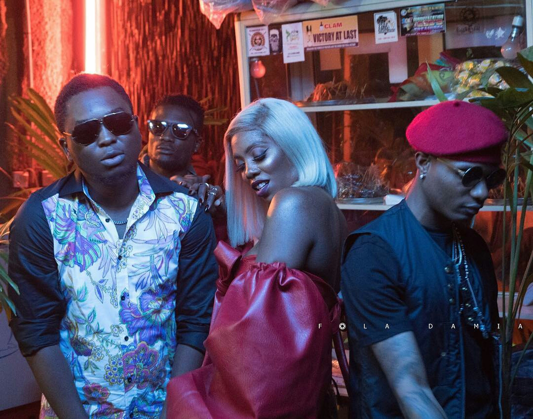 Wizkid Video Music Diva Tiwa Savage Releases New Music Video Featuring Wizkid