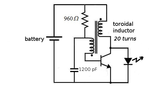 circuit diagram inductor
