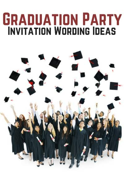 Graduation Party Invitation Wording » AllWording - graduation party invitations