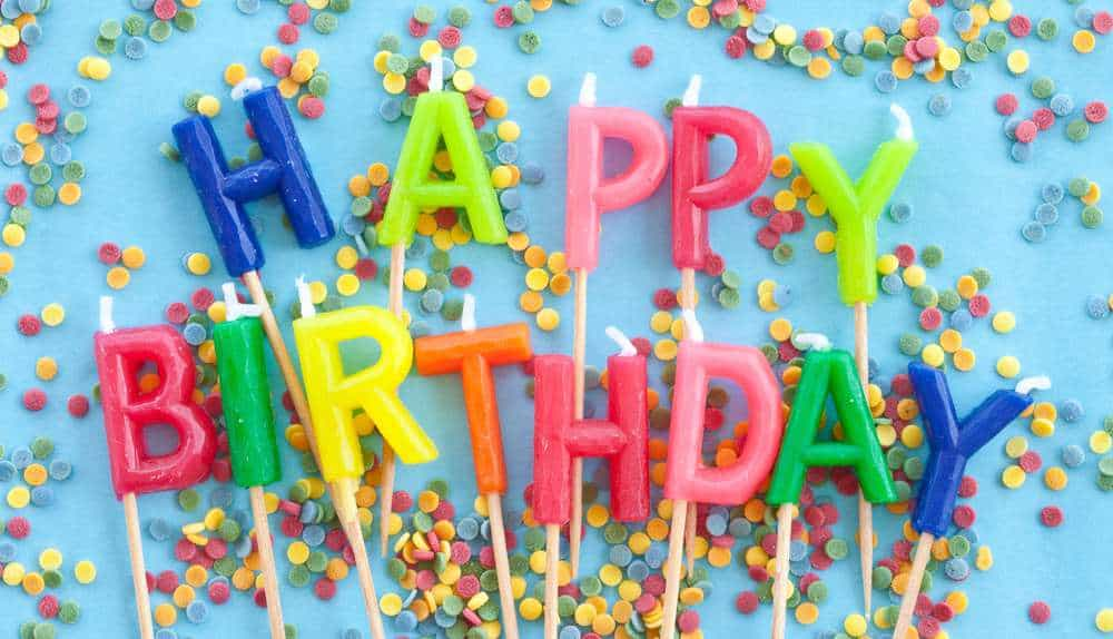 A Long List of Short Birthday Wishes » AllWording