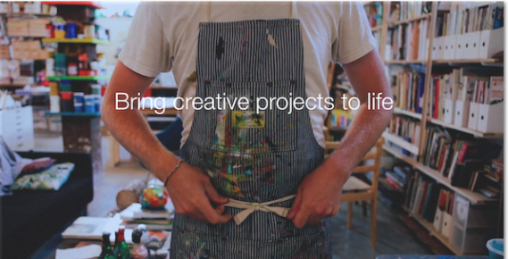 Bring creative projects to life