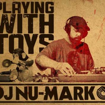 DJ Nu-Mark Toy Set