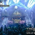 Treblesum and Melo.Nade Live at The Village Stage, Shambhala 2013 with PK Sound