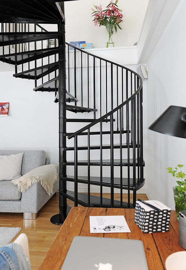 Escalera de caracol my cms for Escaleras de caracol