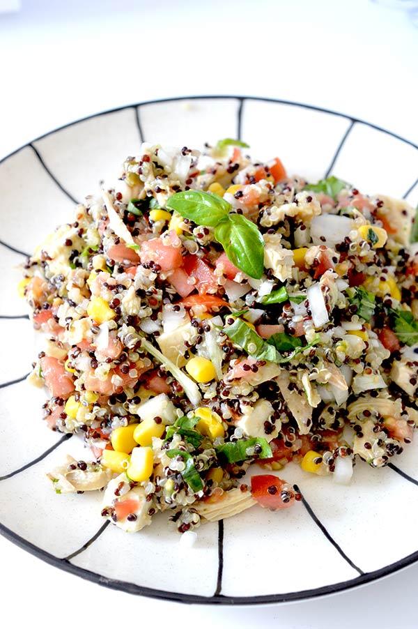 quinoa-con-pollo-y-albahaca-20