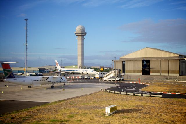 Capetown International Airport