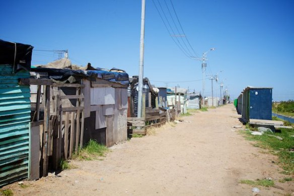 Langa Township, South Africa  (c) Allyson Scott
