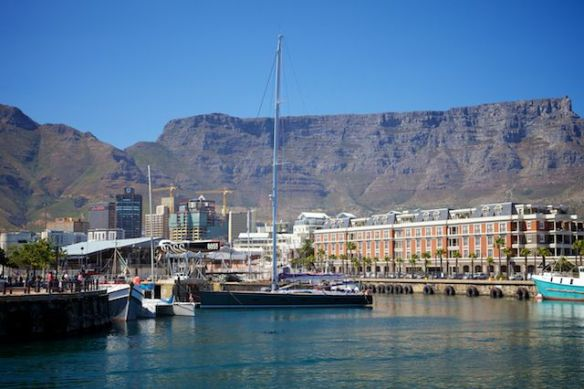 V&A Waterfront, Cape Town, South Africa  (c) Allyson Scott