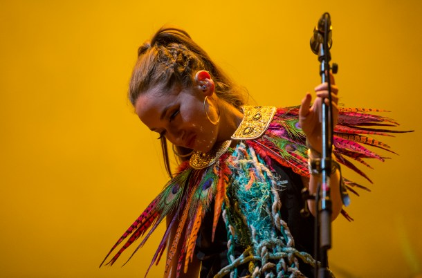 Crystal Fighters (foto: MusicSnapper)