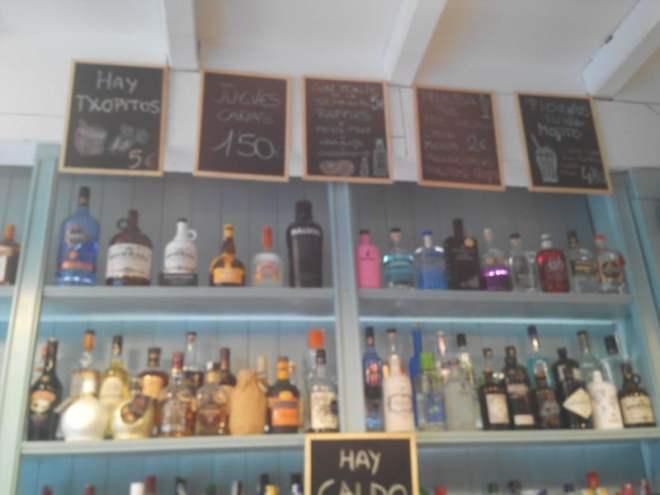 ¡Quiero una copa!