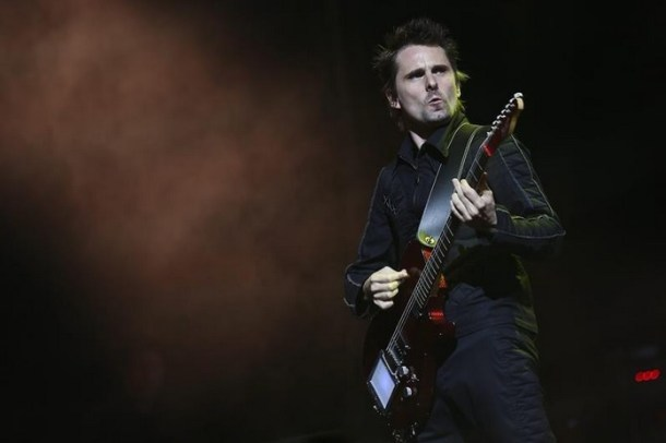 Matt Bellamy de Muse (foto: EiTB Kultura)