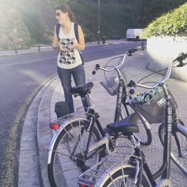 Laura, nuestra guía 'underground'