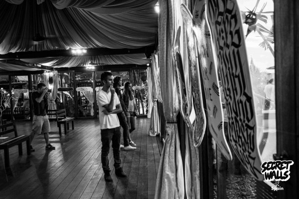 Secret boards Expo