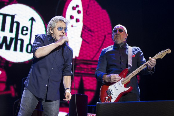 The Who (Foto: RhythmAndPhotos)