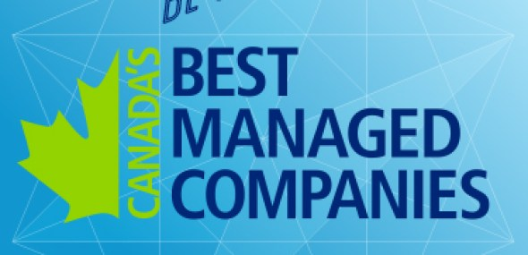 ALMAG Aluminum is Proud to be One of Canada's Best Managed Companies 2014!