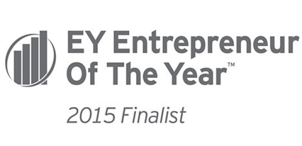 Bob Peacock Finalist in EY Entrepreneur of the Year!