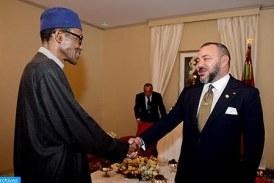 الملك والرئيس النيجيري يترأسان حفل التوقيع على العديد من اتفاقيات التعاون الثنائي