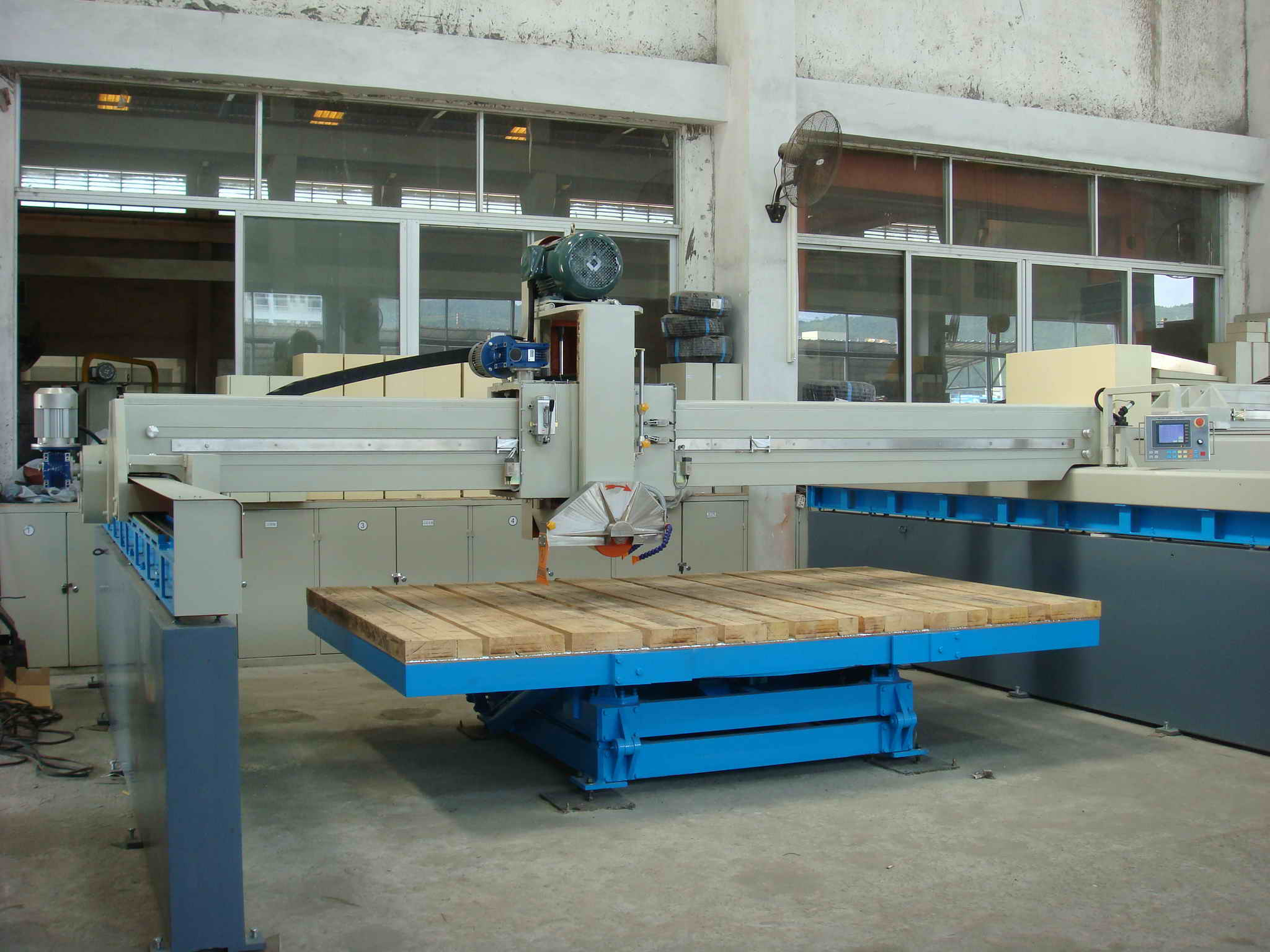 Saw To Cut Granite Countertop Al Mahir Factories Machinery Spare Parts Tr Llc