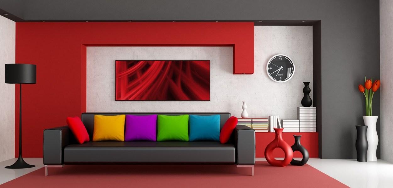 ديكور-غرف-المعيشة-العصرية