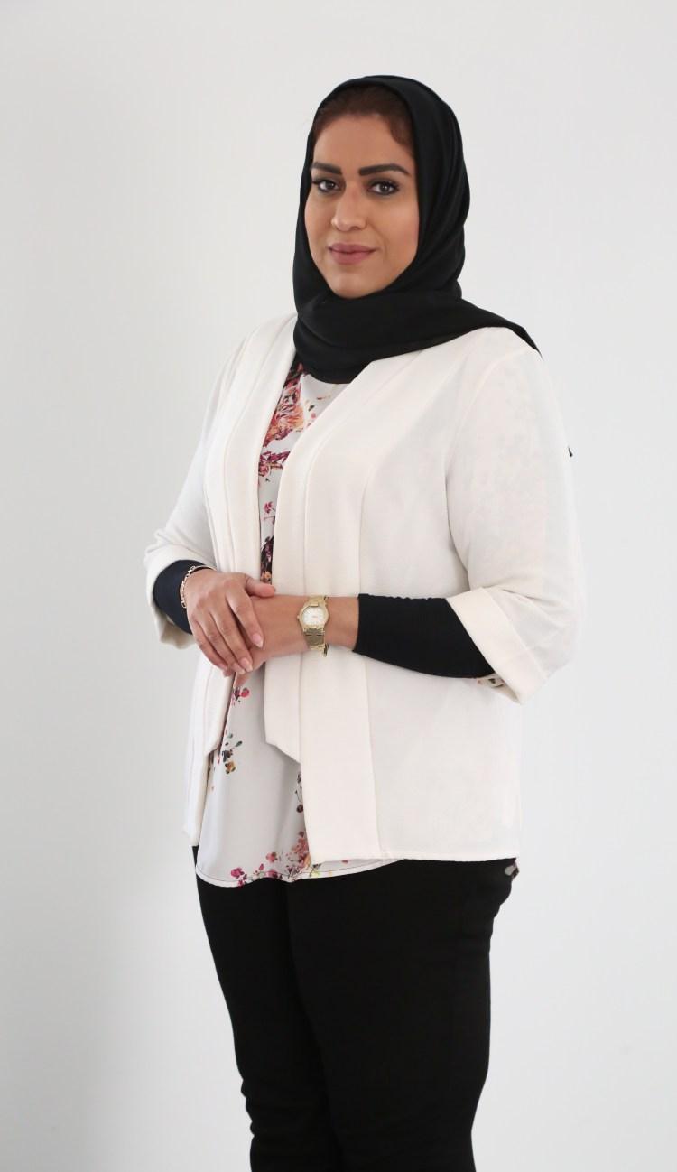 May Al Bayat Marketing and Communications Manager Oman Post