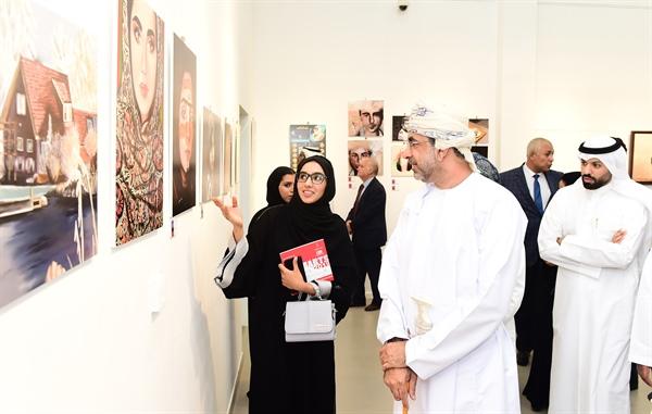 600600p803EDNmainimg-افتتاح-المعرض-السنوي-للفنون-الرقمية-٧