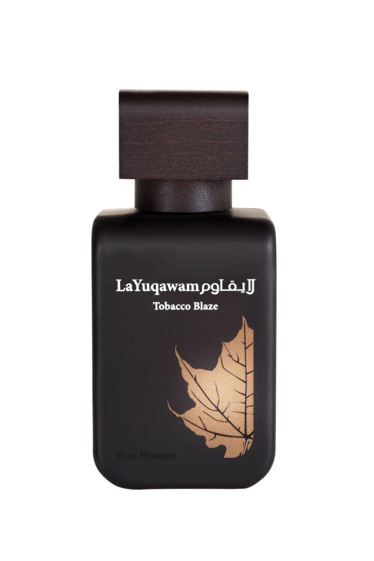 La Yuqawam Tobacco Blaze Bottle_AED 250