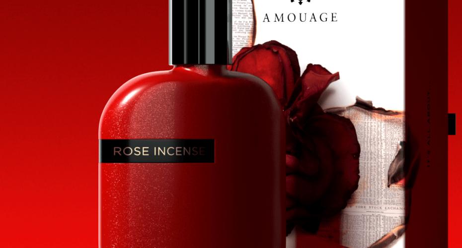 Amouage Rose Incense