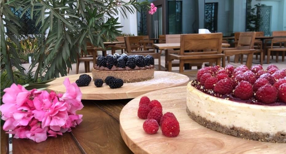 JW Marriott Muscat - Duo Cheesecake Image