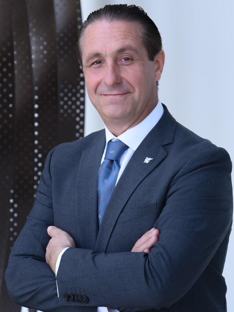 جيوزيبي ريسا، مدير عام فندق جي دبليو ماريوت مسقط