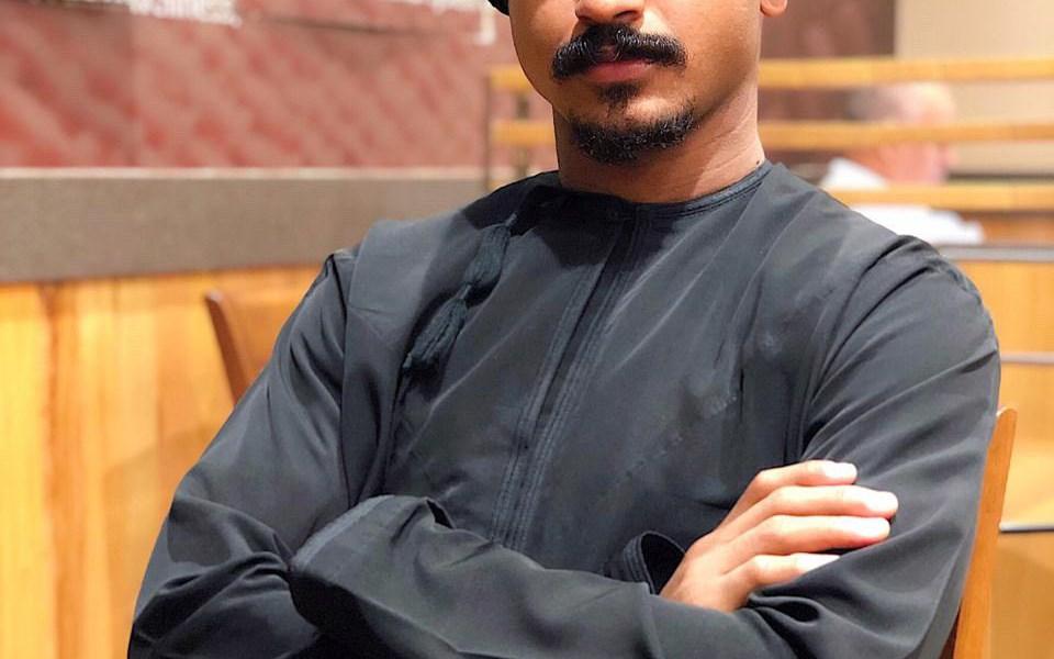 خالد الحراصي