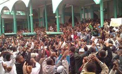 Ethiopian Muslims