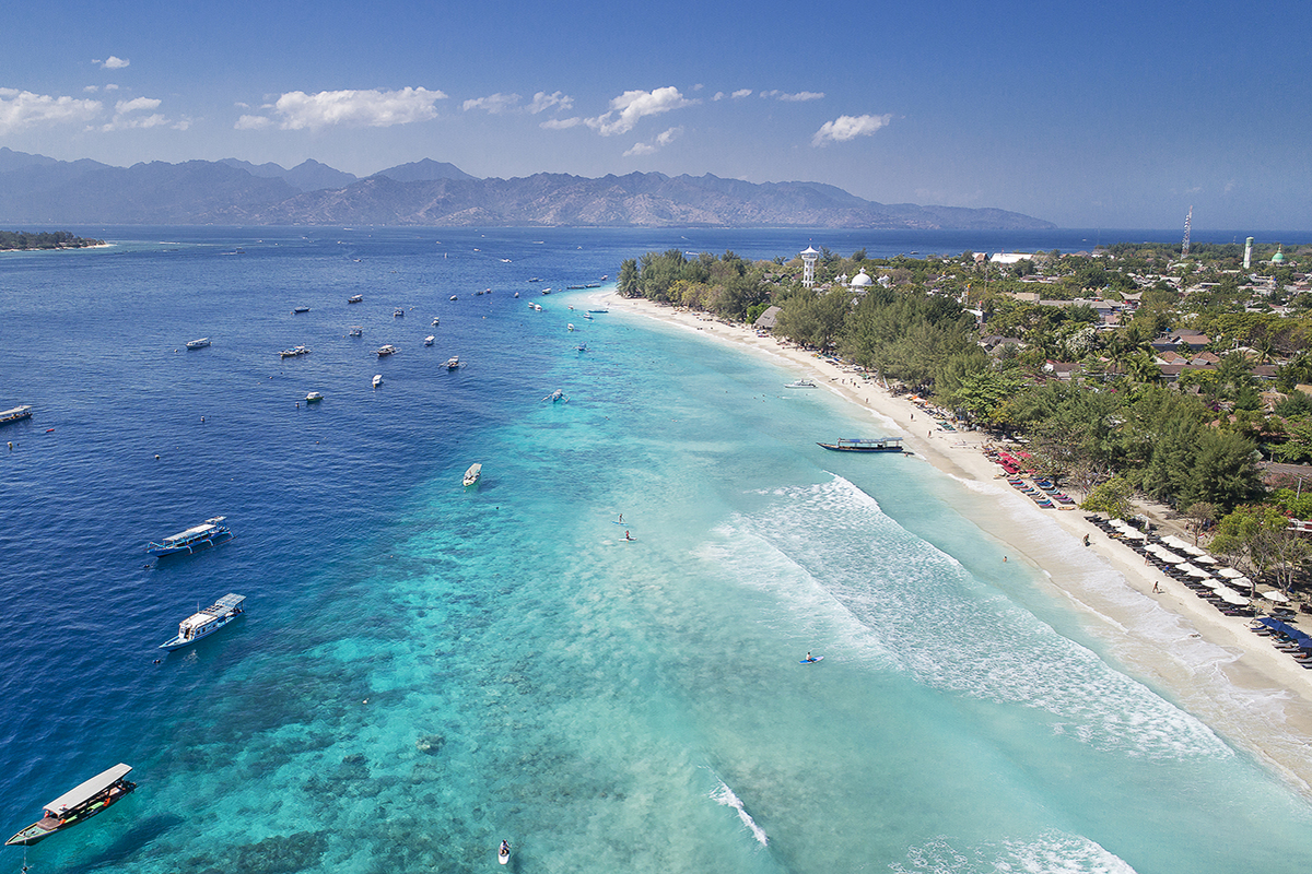 Gili Lombok Which Is The Best Beach On Gili Trawangan For You Villa