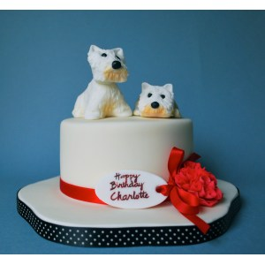 State If West Land Terrier Dog Birthday Cake Almost Always Hungry San Diego