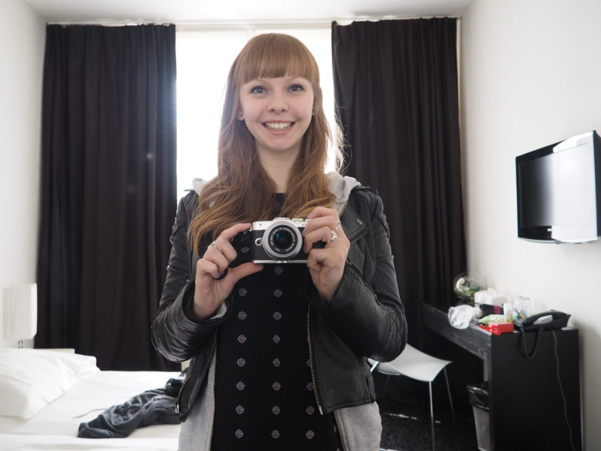 Learning about my Olympus Pen E-PL7 DSLR Camera