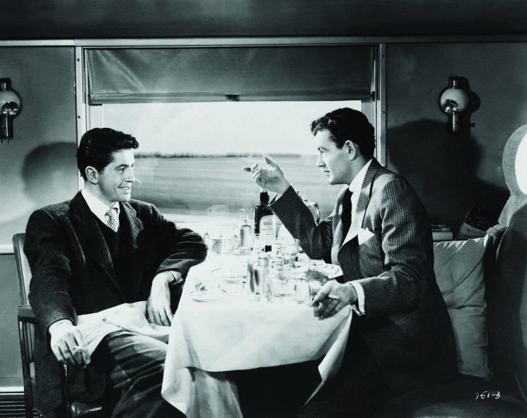 Best Films set on trains!