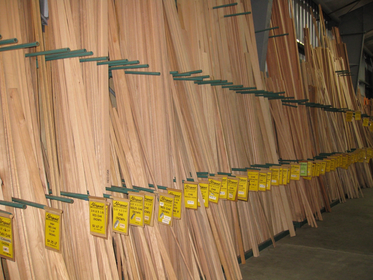 Moulding Trim Mouldings Trim Almquist Lumber Company